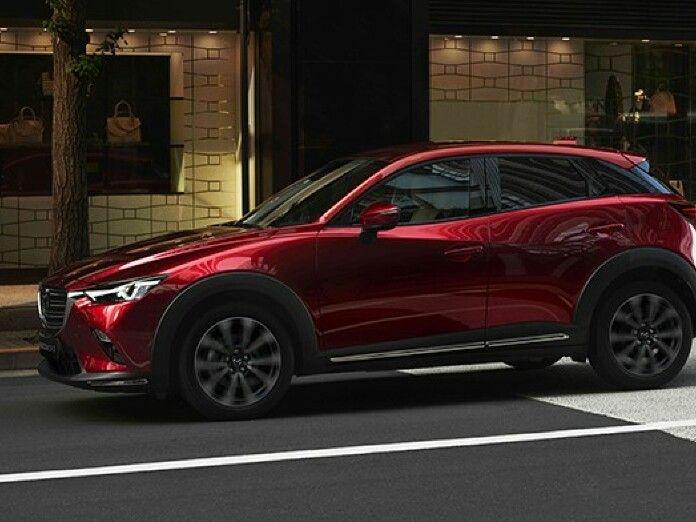 Sauberer und mit mehr Ausstattung: Mazda aktualisiert den CX-3