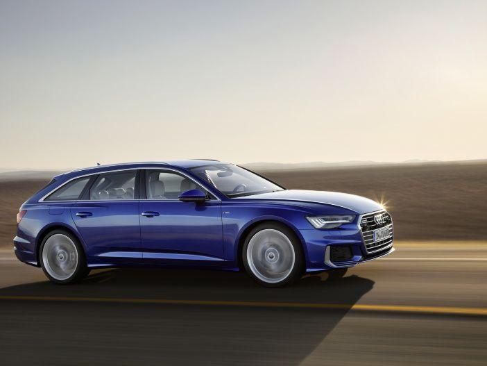 Gehobene Klasse für Business und Freizeit: Der neue Audi A6 Avant