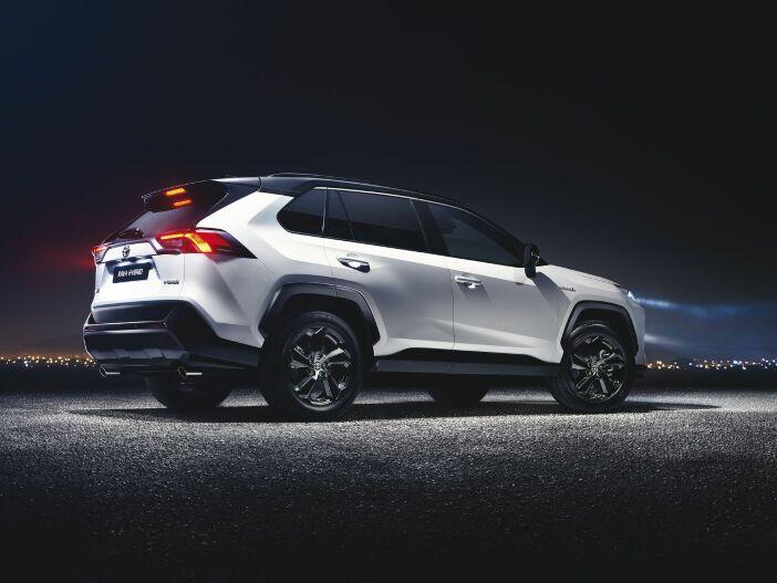 Bereits Generation Nummer fünf: Der neue Toyota RAV4