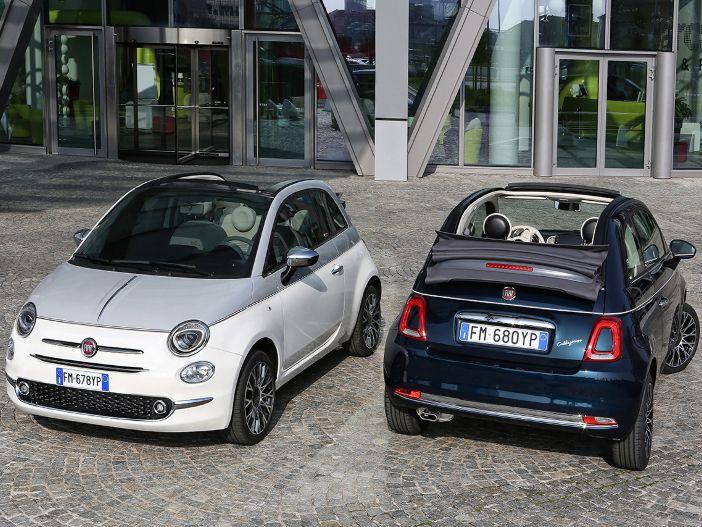 Kleinwagen mit viel Stil: Der neue Fiat 500 Collezione