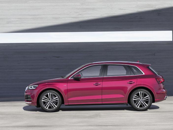 SUV in Langfassung: Der neue Audi Q5L