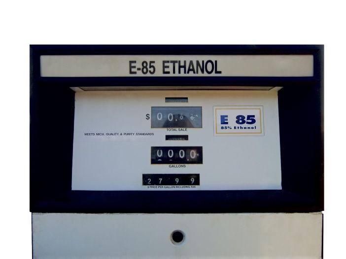 Ethanol tanken?