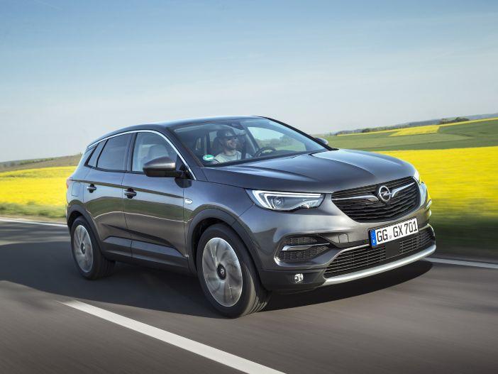 Erfüllt bereits die Abgasnorm Euro 6d-TEMP: Der neue 1,5 Liter Diesel im Opel Grandland X