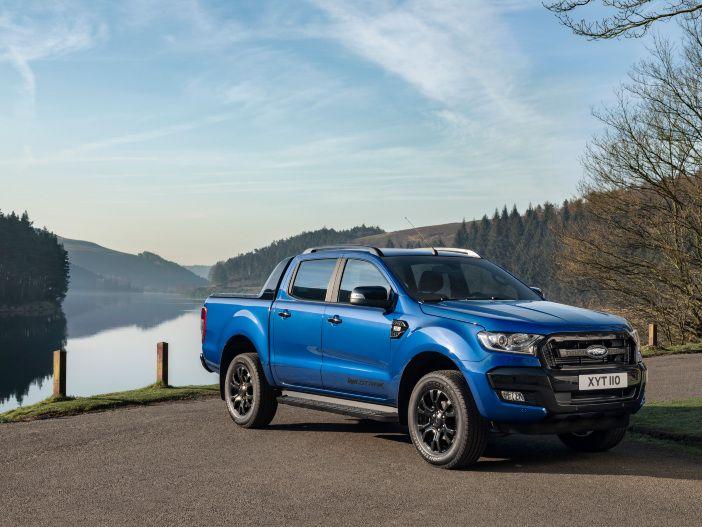 Pick-up mit gehobener Ausstattung: Der neue Ford Wildtrak X