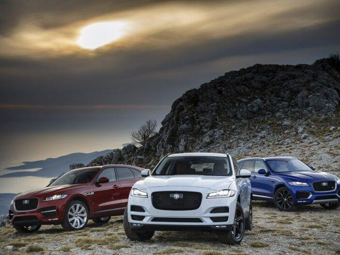 Neues Modelljahr: Jaguar wertet den F-PACE auf