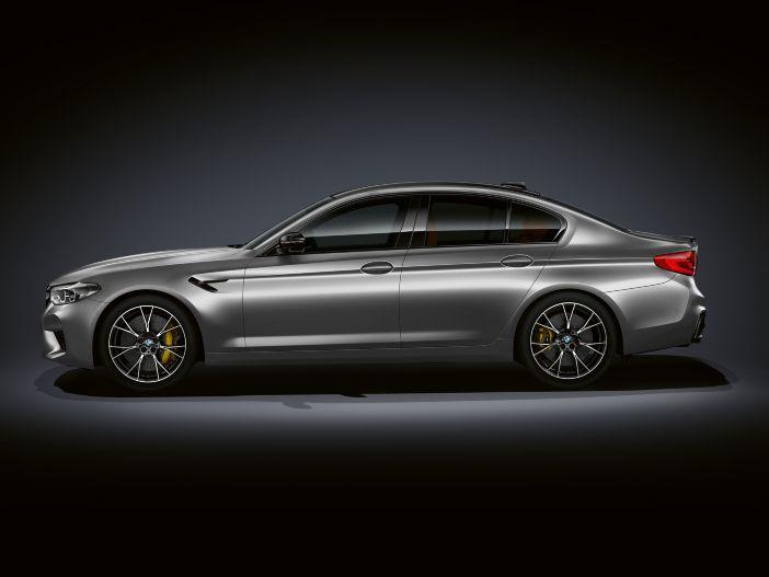 Mehr Sport-Limousine geht kaum: Der neue BMW M5 Competition