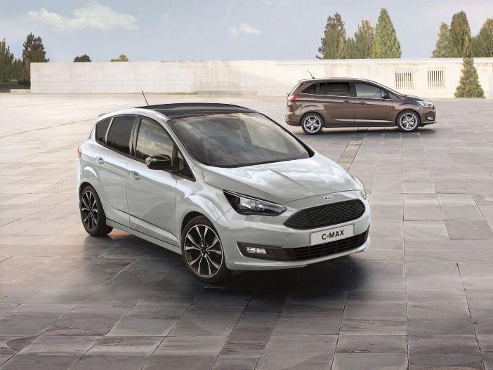 Sportlich getrimmter Kompakt-Van: Der neue Ford C-MAX Sport
