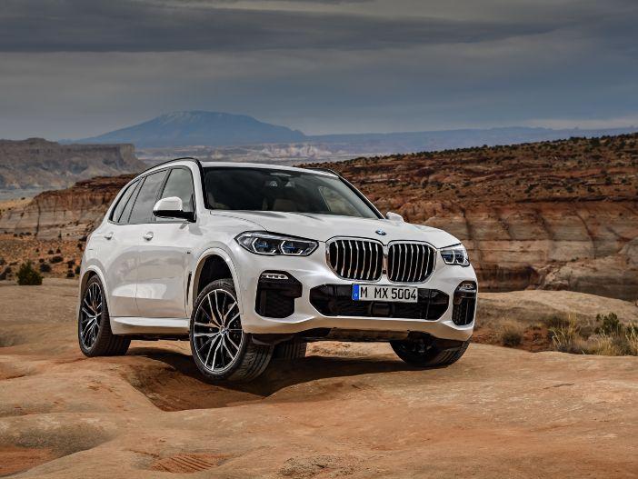 Auto Leasing - Premium-SUV aus München: Der neue BMW X5