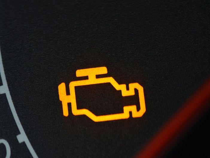 Die Bedeutung der Motorkontrollleuchte