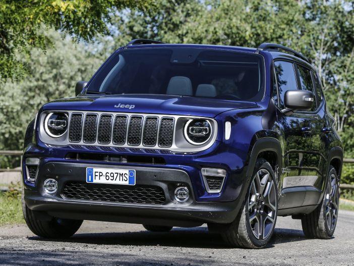 Kleiner Geländegänger mit großer Historie: Der neue Jeep Renegade