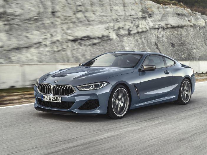 Leistungsstarke Edel-Flunder: Das neue BMW 8er Coupé
