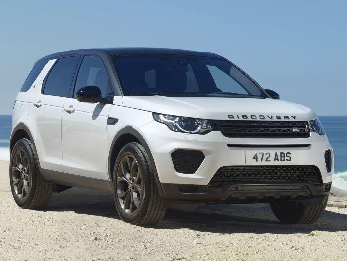 Partikelfilter und edle Landmark Edition: Neuerungen beim Land Rover Discovery Sport