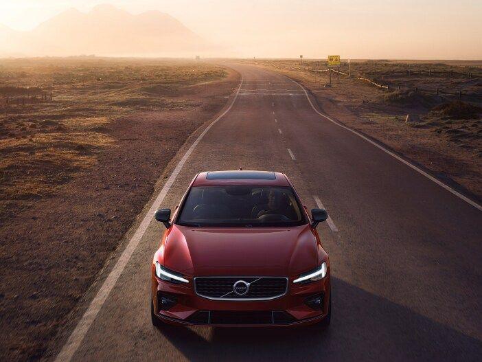 Sportlimousine mit zwei Plug-in-Hybrid-Versionen: Der neue Volvo S60