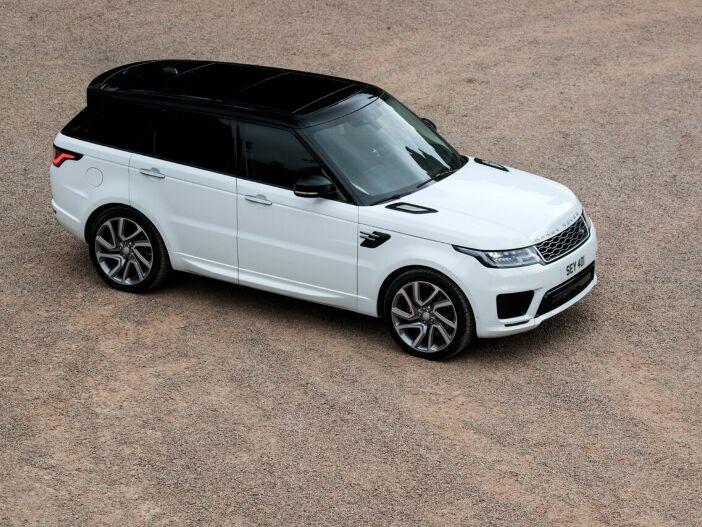 Der neue SDV6 bietet Leistung und Effizienz: Power-Diesel im Range Rover Sport