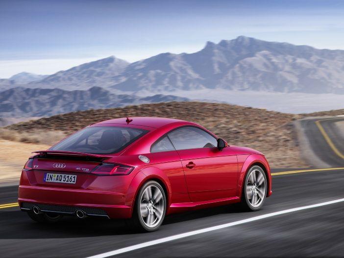 Nachgewürzt: Noch mehr Schärfe für den Audi TT