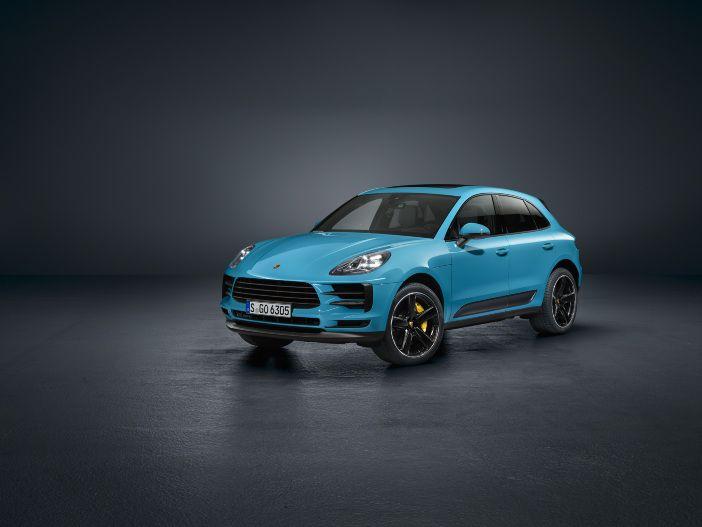 Performance-SUV in der Kompaktklasse: Der neue Porsche Macan