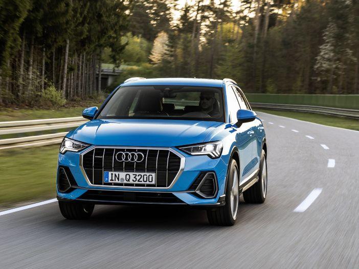 Erwachsen geworden: Der neue Audi Q3
