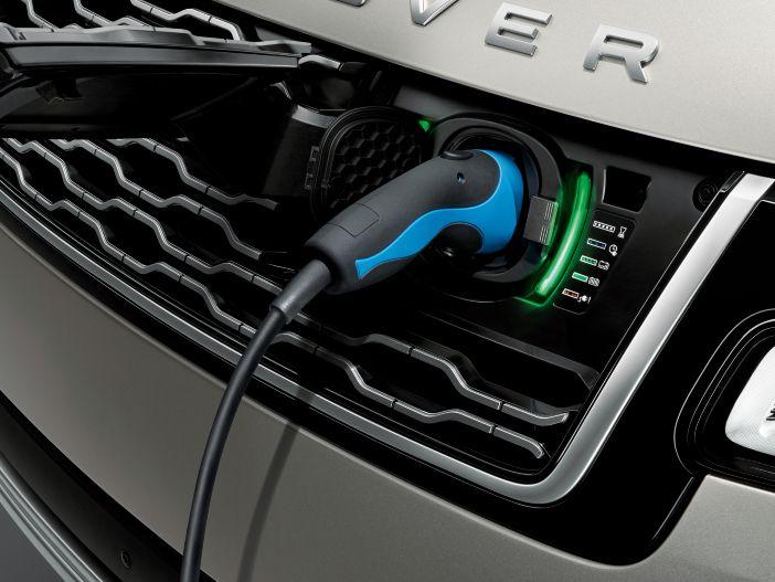 Leichter aufladen mit Jaguar Land Rover: Kooperation mit Plugsurfing