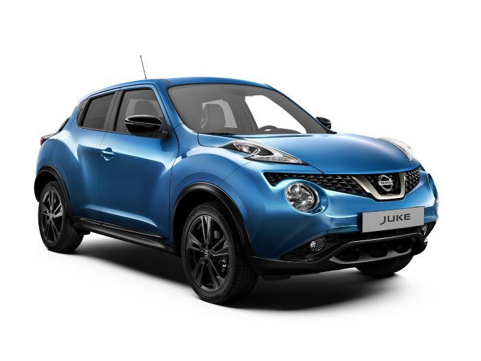 Aktualisierter Crossover: Der neue Nissan Juke