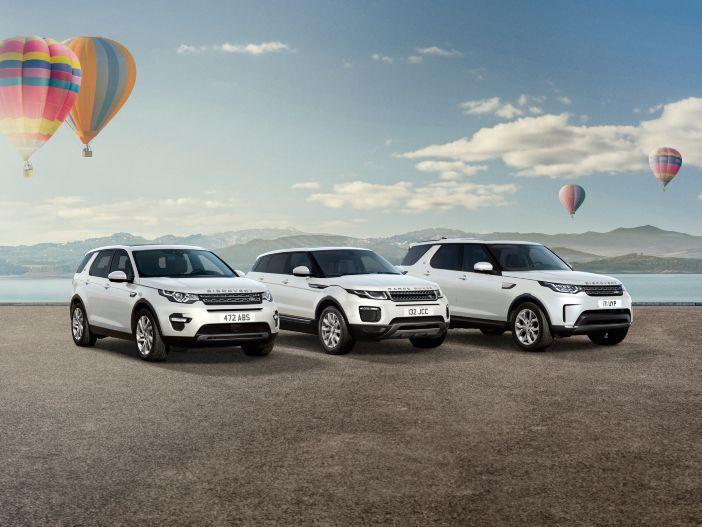 Viel Ausstattung zum günstigen Preis: Die SkyView-Sondermodelle von Land Rover