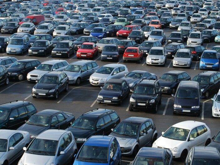 Unfall auf dem Parkplatz: Die Besonderheiten