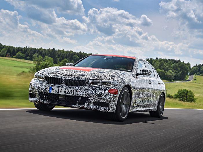 Auto Leasing - Neuauflage der Sport-Limousine: Der neue BMW 3er
