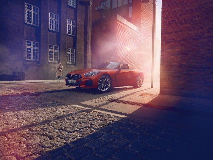 Aktualisierte Roadster-Generation: Der neue BMW Z4