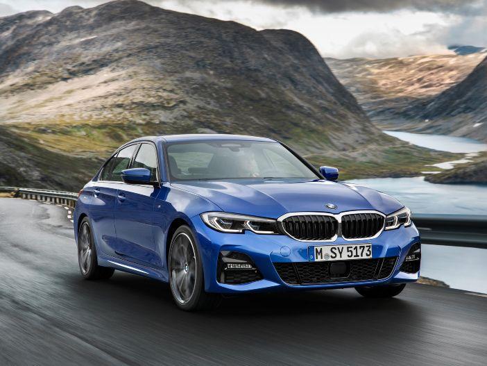 Sportliche Größe und Technologie in der Mittelklasse: Die neue BMW 3er Limousine
