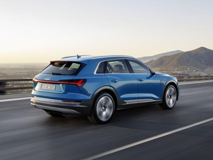 Luxuriöser Elektro-SUV: Der neue Audi e-tron