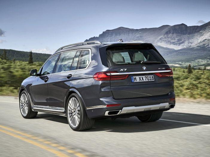 Bayerisch-amerikanischer Luxus-SUV: Der neue BMW X7
