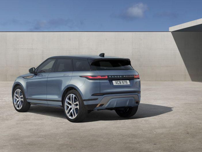 SUV-Style aus Großbritannien: Der neue Range Rover Evoque