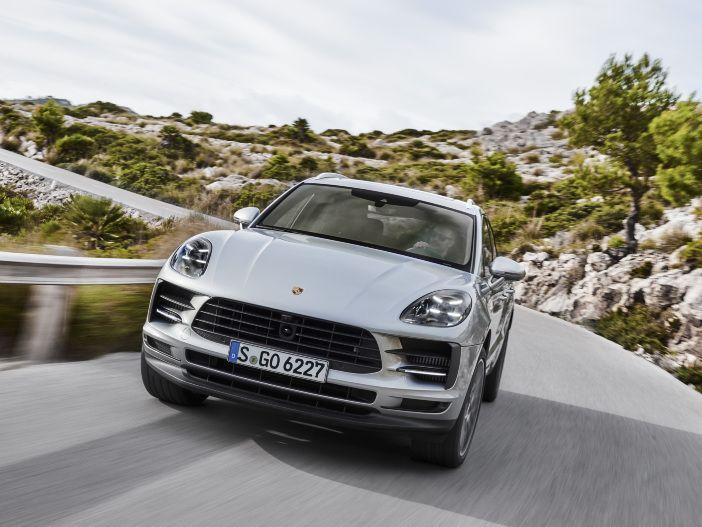 Mehr Power für den Porsche-Bestseller: Der neue Porsche Macan S