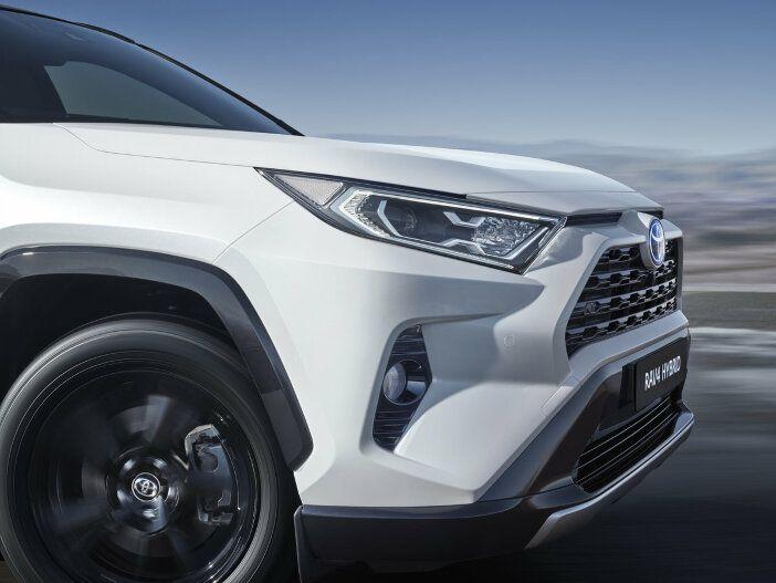 Hybrid-SUV: Der neue Toyota RAV4 Hybrid
