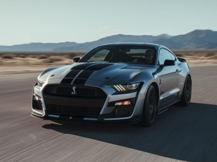 Das ultimative Muscle Car: Der neue Ford Mustang Shelby GT500