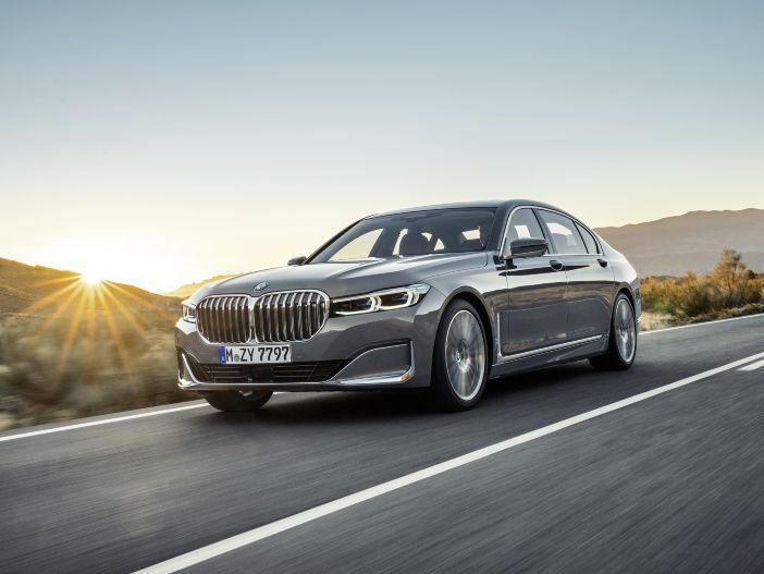 Frisch definierter Luxus-Liner aus München: Der neue 7er BMW