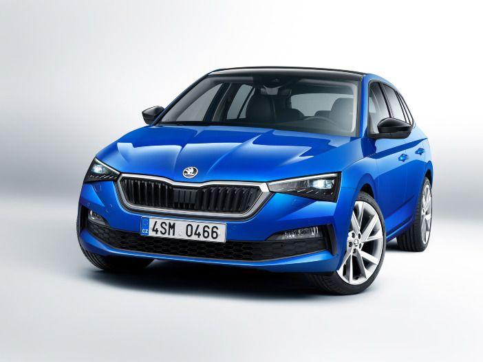 Auto Leasing - Ausstattungslinien, Extras und Preise: Die Details zum neuen Skoda Scala