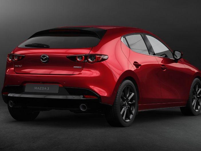 Kompaktes Designer-Modell: Der neue Mazda3