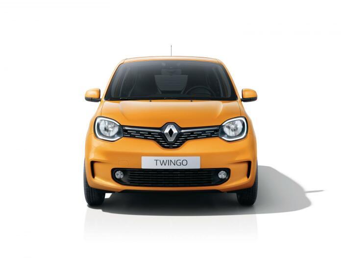 Optisch und technisch aufgefrischt: Der überarbeitete Renault Twingo