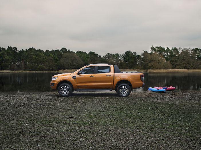 Lifestyle-Pick-up und Arbeitstier zugleich: Der neue Ford Ranger