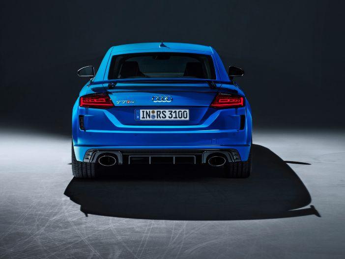 Betörender Turbo-Fünfzylinder: Der neue Audi TT RS
