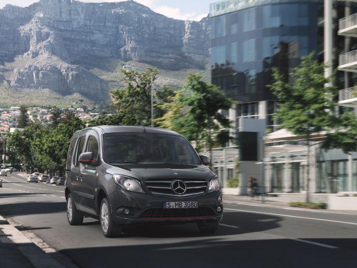 Aufgefrischter Pragmatiker: Der neue Mercedes-Benz Citan Tourer