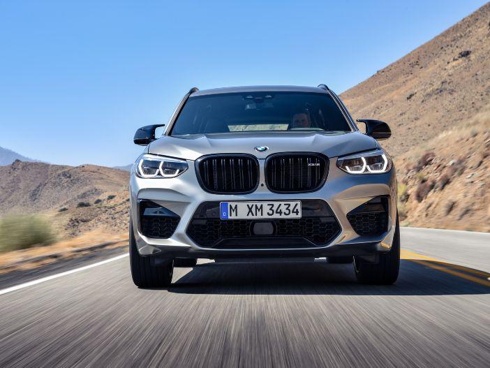 Hochleistungs-SUVs: BMW X3 M und BMW X4 M
