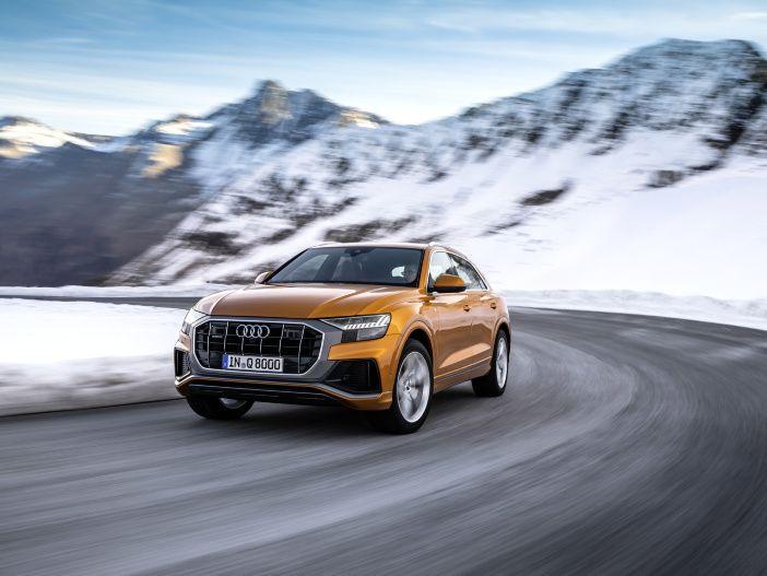 Mehr Auswahl: Zusätzliche Motoren für den Audi Q8