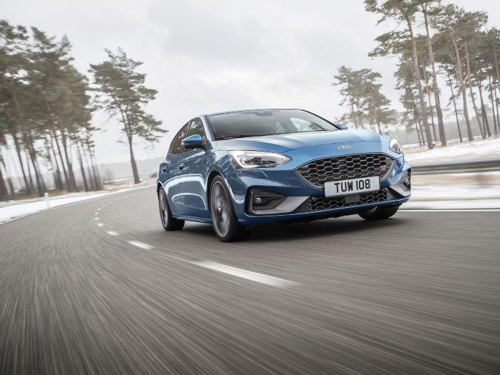Auto Leasing - Die Neuauflage des kompakten Sportlers: Der neue Ford Focus ST