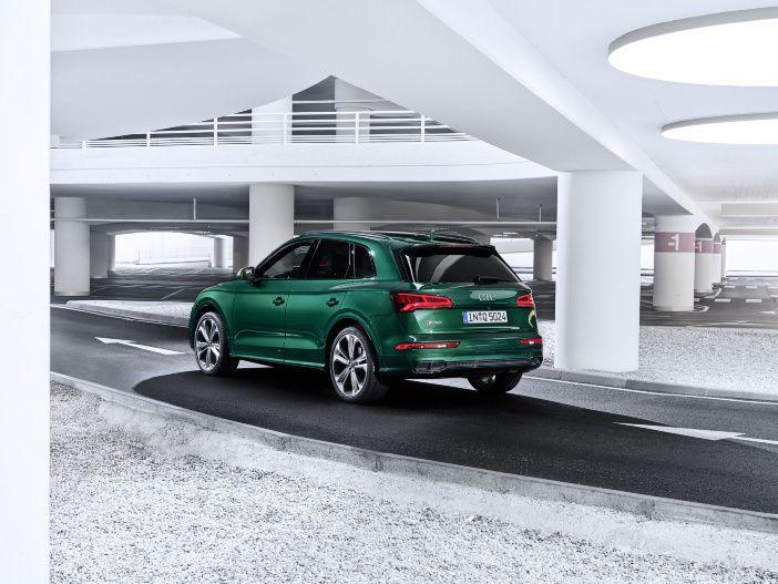 Sportliches Drehmoment-Monster: Der neue Audi SQ5 TDI