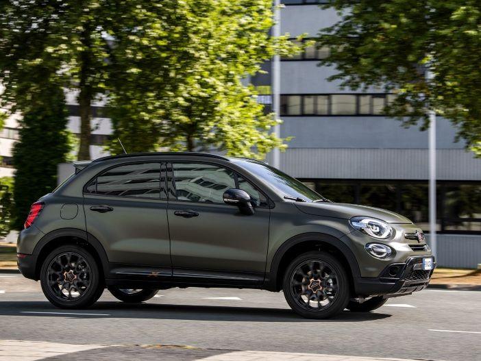 Sportlicher Italiener: Neue S-Design Version des Fiat 500X