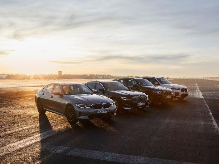 Halb Stromer, halb Verbrenner: BMW baut das Angebot an Plug-in-Hybriden aus