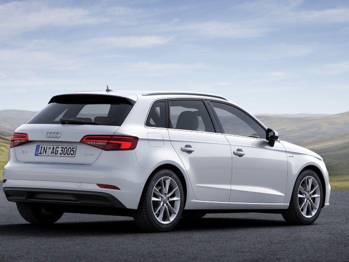 Mehr Leistung, größere Reichweite: Der neue Audi A3 Sportback g-tron