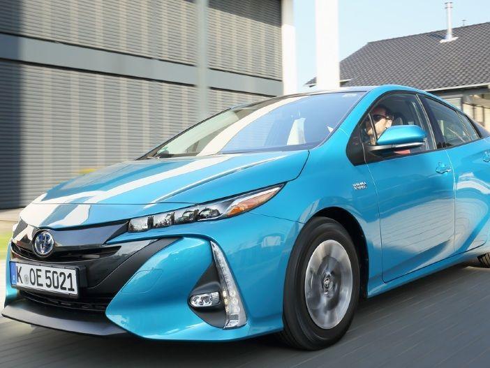 Aufgewertet: Mehr Ausstattung für den Toyota Prius Plug-in Hybrid
