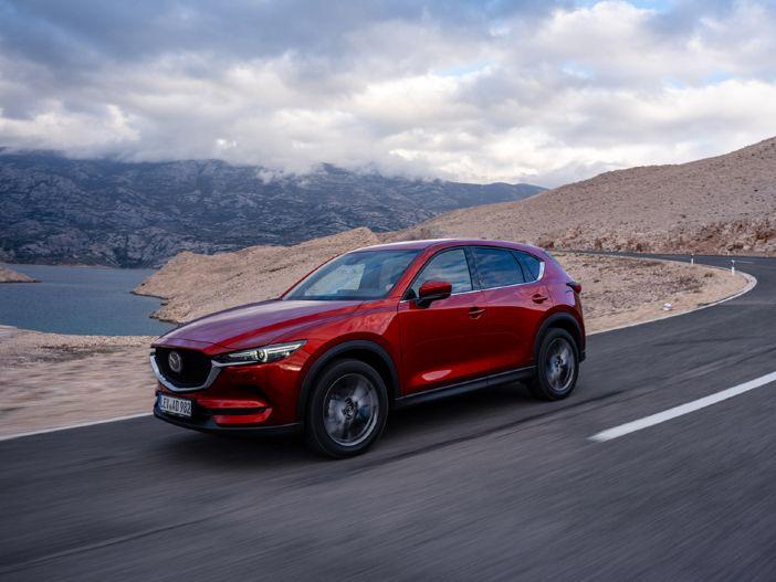 Upgrade: Der neue Mazda CX-5